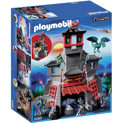 Playmobil Dragons geheime drakenburcht - 5480