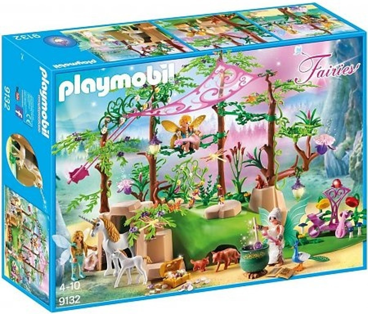 Playmobil Fairies: Magische Feeëntuin (9132)