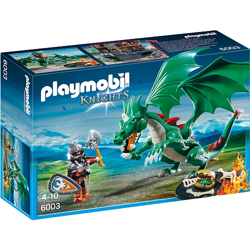 Playmobil Knights kasteeldraak - 6003