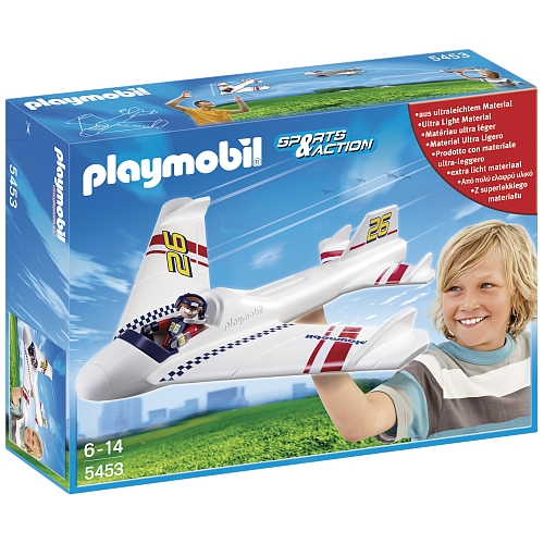 Playmobil Sports Action zweefvlieger turbo - 5453