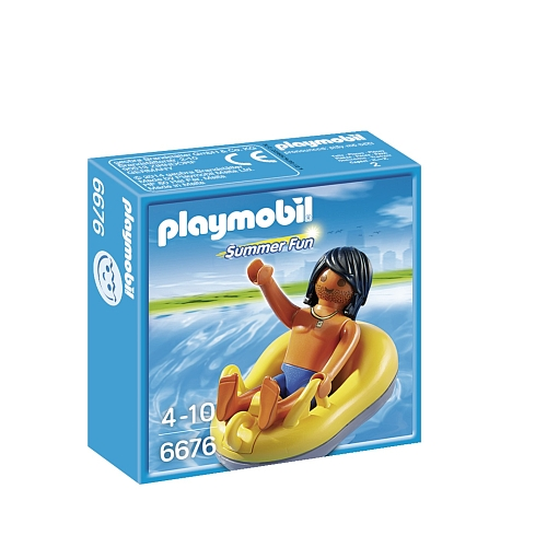 Playmobil Summer Fun rafting band - 6676