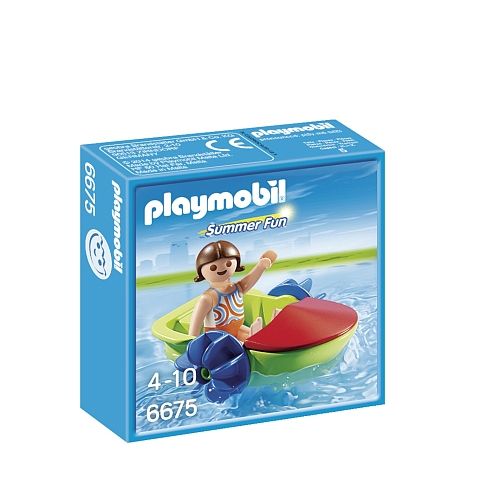 Playmobil Summer Fun waterfiets - 6675