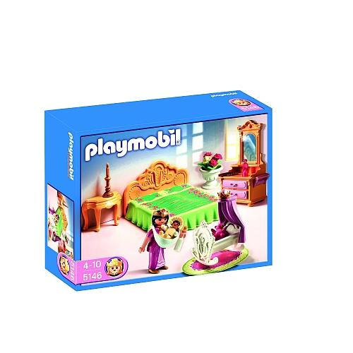 Playmobil princess koninklijke slaapkamer met wieg - 5146 ...