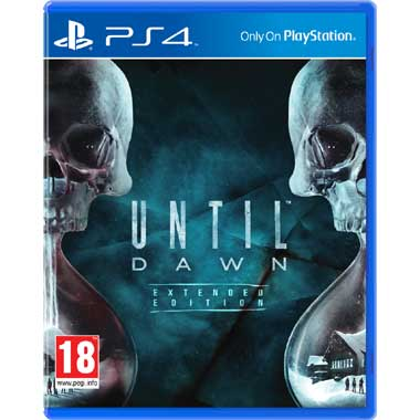 Until Dawn Extended Editon