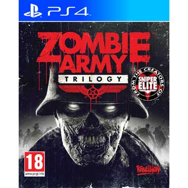 Zombie Army Trilogy voor PS4