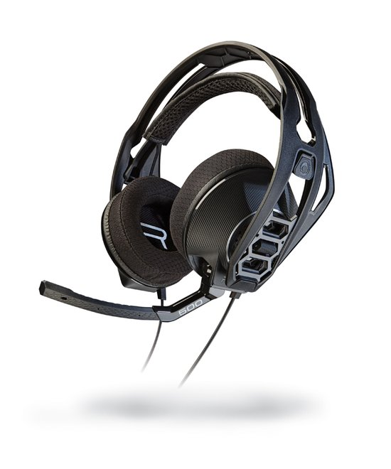 RIG 500HS Stereo Official Licensed Gaming Headset – zwart (PS4 + PS Vita) - Playstation 4