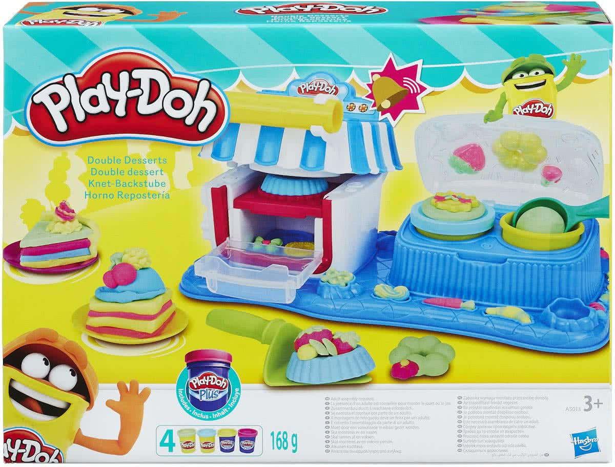 Play-Doh Double Desserts - Klei