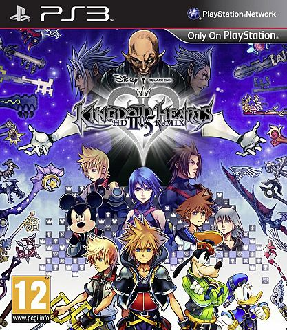 Kingdom Hearts voor