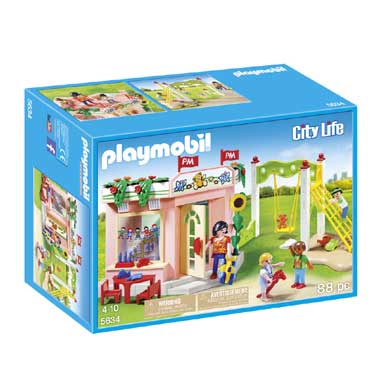 PLAYMOBIL City Life Kleuterschool 5634