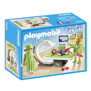 PLAYMOBIL City Life Rontgenkamer 6659