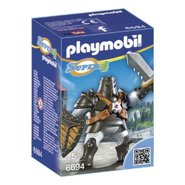 PLAYMOBIL Super 4 Colossus 6694