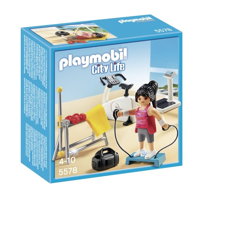 Playmobil City Life Fitnessruimte 5578