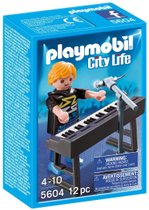 Playmobil Popstars Keyboard - 5604