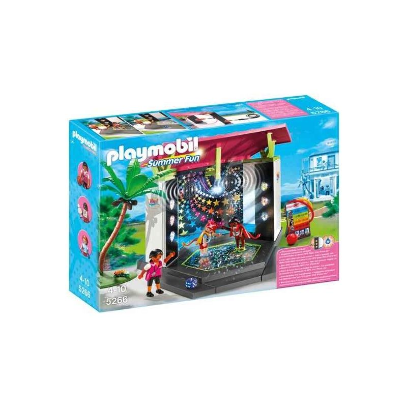 Playmobil Summer Fun  Kinderclub met minidisco 5266