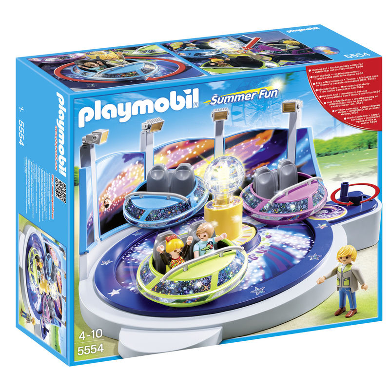 Playmobil Summer Fun Breakdance met Lichteffecten 5554