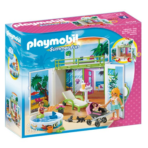 Playmobil Summer Fun Speelbox Zonneterras 6159