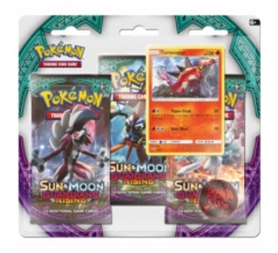 blister SM2 Sun & Moon Guardians Rising