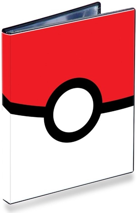 verzamelmap 4-pocket Pokeball