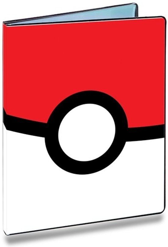 verzamelmap 9-pocket Pokeball