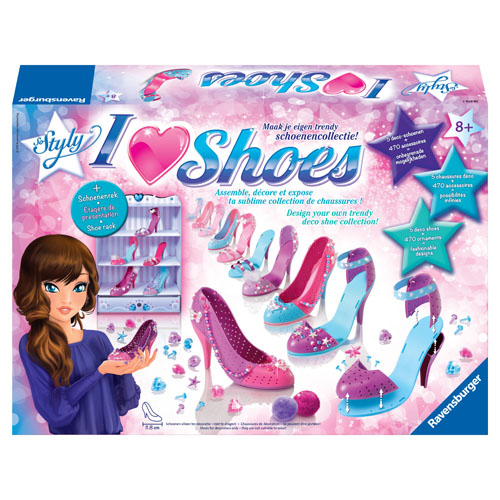 Hobby So Styly I Love Shoes Maxi Pump Princess