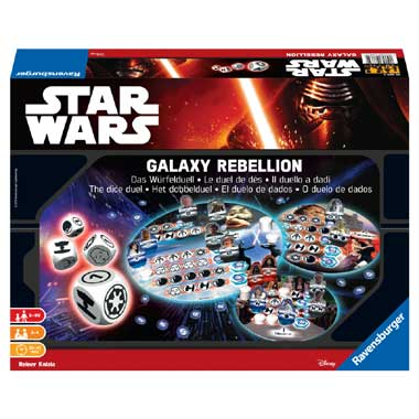 Ravensburger Star Wars Dice Battle game