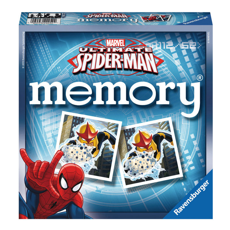 Ravensburger Ultimate Spider-Man Memory