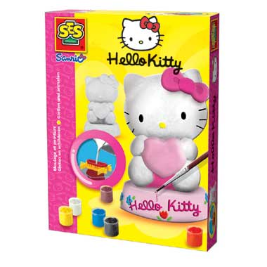 Hello Kitty   Gieten