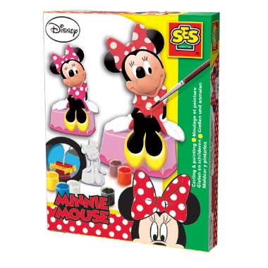 Minnie Mouse   Gieten