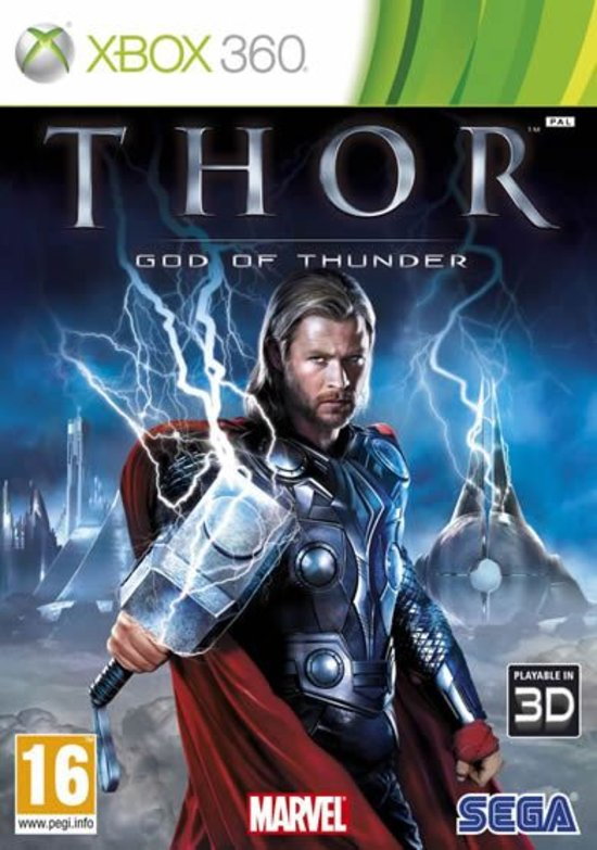 Thor: God of Thunder voor xbox360