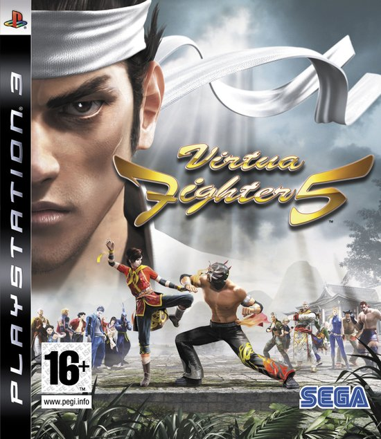 Virtua Fighter 5 - Essentials Edition - PlayStation 3