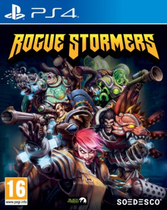 Rogue Stormers -