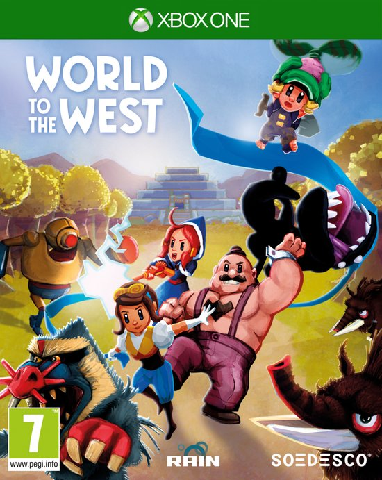World to the West -