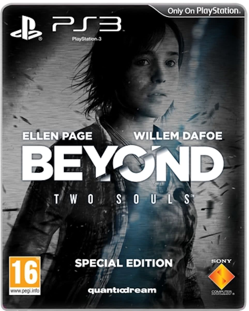 Beyond: Two Souls - Steelbook Edition