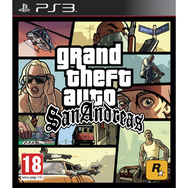 Grand Theft Auto: San Andreas voor