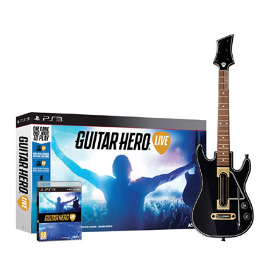 Guitar Hero: Live PS3