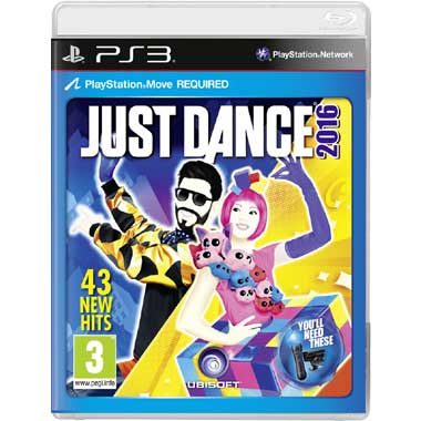 Just Dance 2016 voor