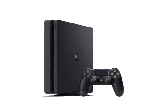 PlayStation 4 Slim Console 1TB - Zwart PS4