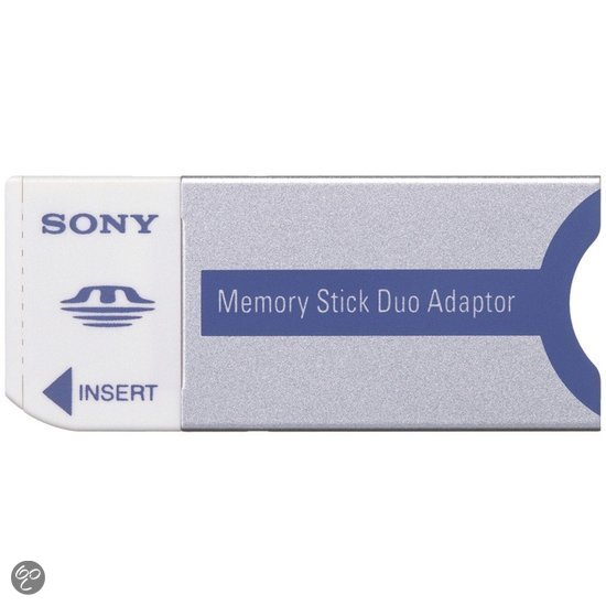 Sony PlayStation Memory Stick Duo Adapter - PSP