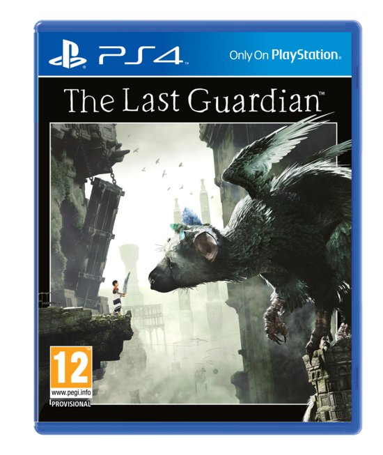 The Last Guardian - PS4 -