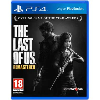 The Last of Us Remastered voor