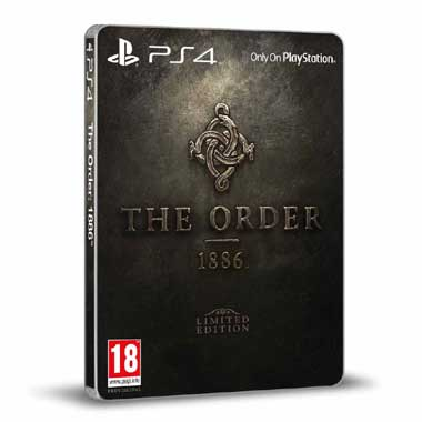 The Order: 1886 Limited Edition voor