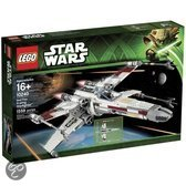 LEGO Star Wars Red Five X-Wing Starfighter - 10240