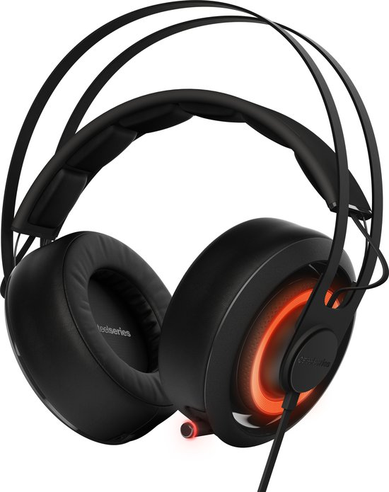 SteelSeries Siberia 650 - Gaming Headset - PC + PS4 + MAC + iOs + Android - Accessoires