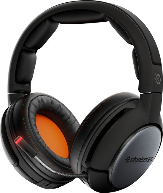 SteelSeries Siberia 840 - Draadloze 7.1 Gaming Headset - PC + PS4 + MAC + iOs + Android - PlayStation 3