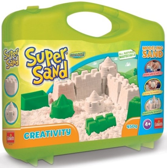 Creativity Suitcase - Speelzand