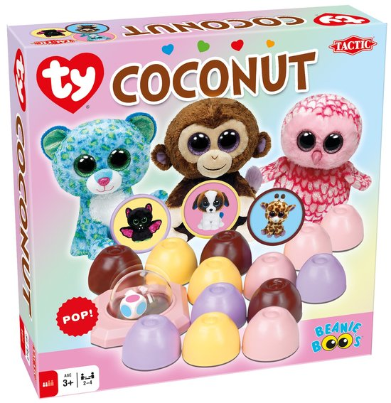 Ty Beanie Boo's Coconut