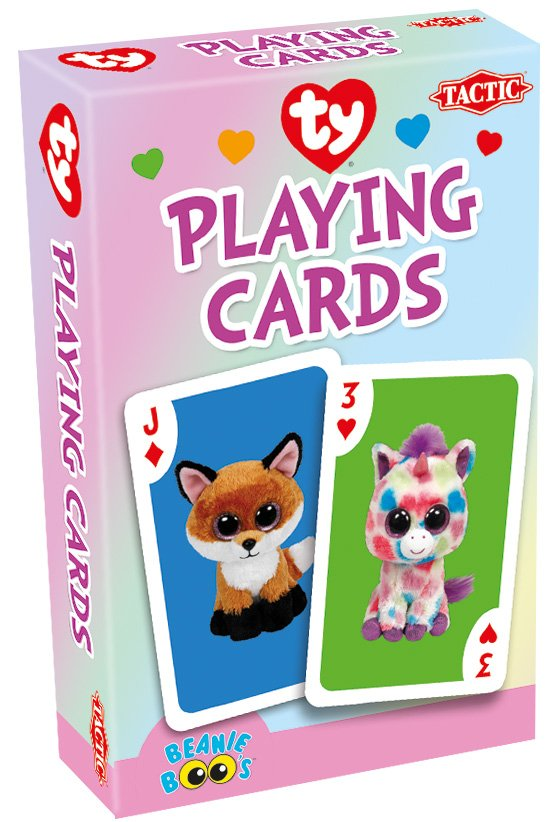 Ty Beanie Boo's Playing Cards