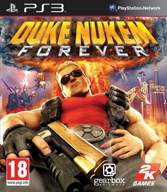 Duke Nukem: Forever ps3
