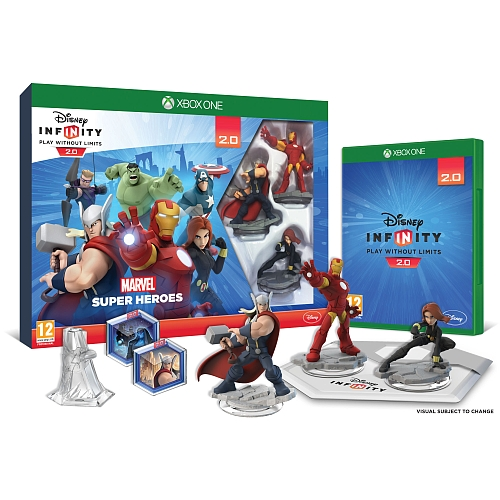 Disney infinity 2.0 marvel super heroes voor XBOX One