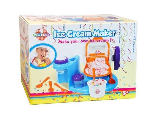 zelf ijs maken speelgoed